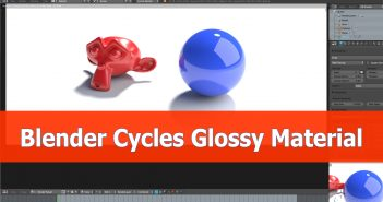 Blender_Cycles_Glossy_Material