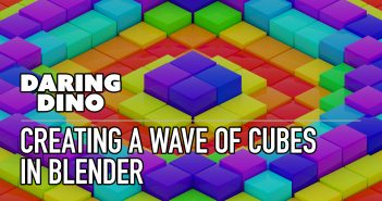 youtube-creating-a-wave-of-cubes