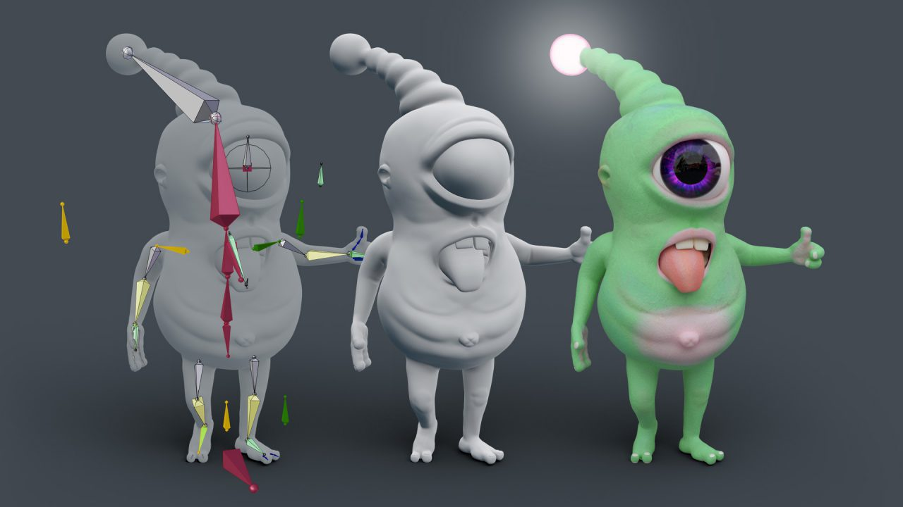 3d Character Design Tutorial Blender : Blender d character design class near munich and