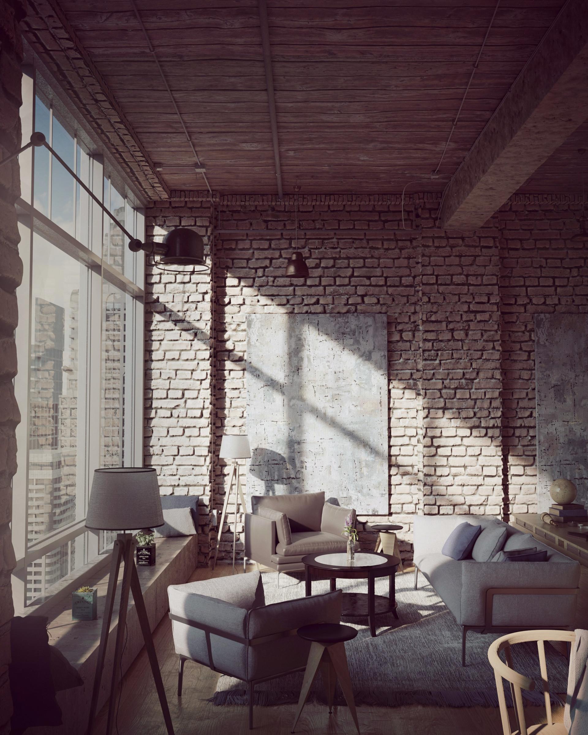 Steam loft filmic render blendernation for Cinema 4d architecture