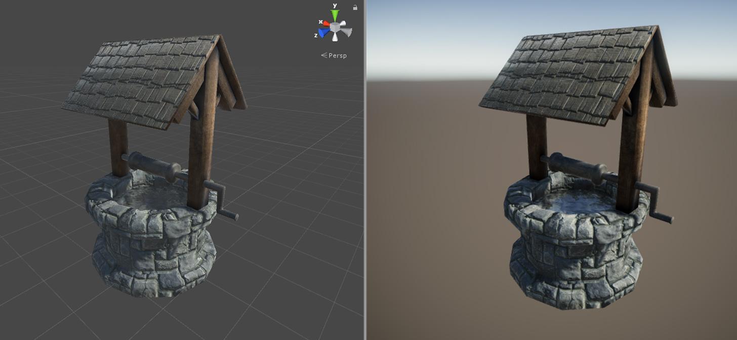 Blender Character Modeling 10 Of 10 : Blender d game asset creation well blendernation