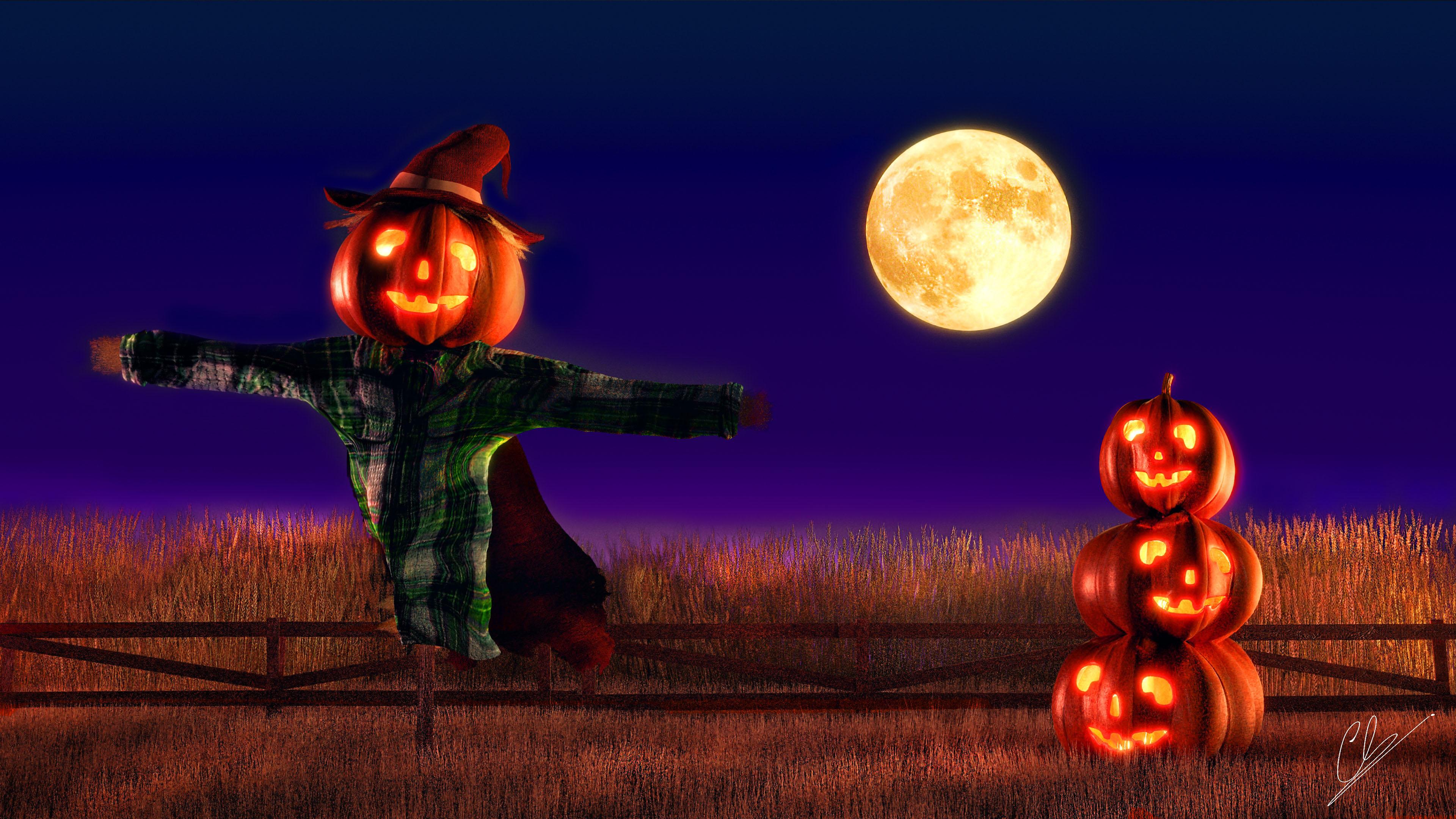 Creation of a Halloween Scene in Blender 2.79 - BlenderNation