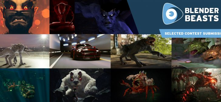 BlenderBeasts selected submissions
