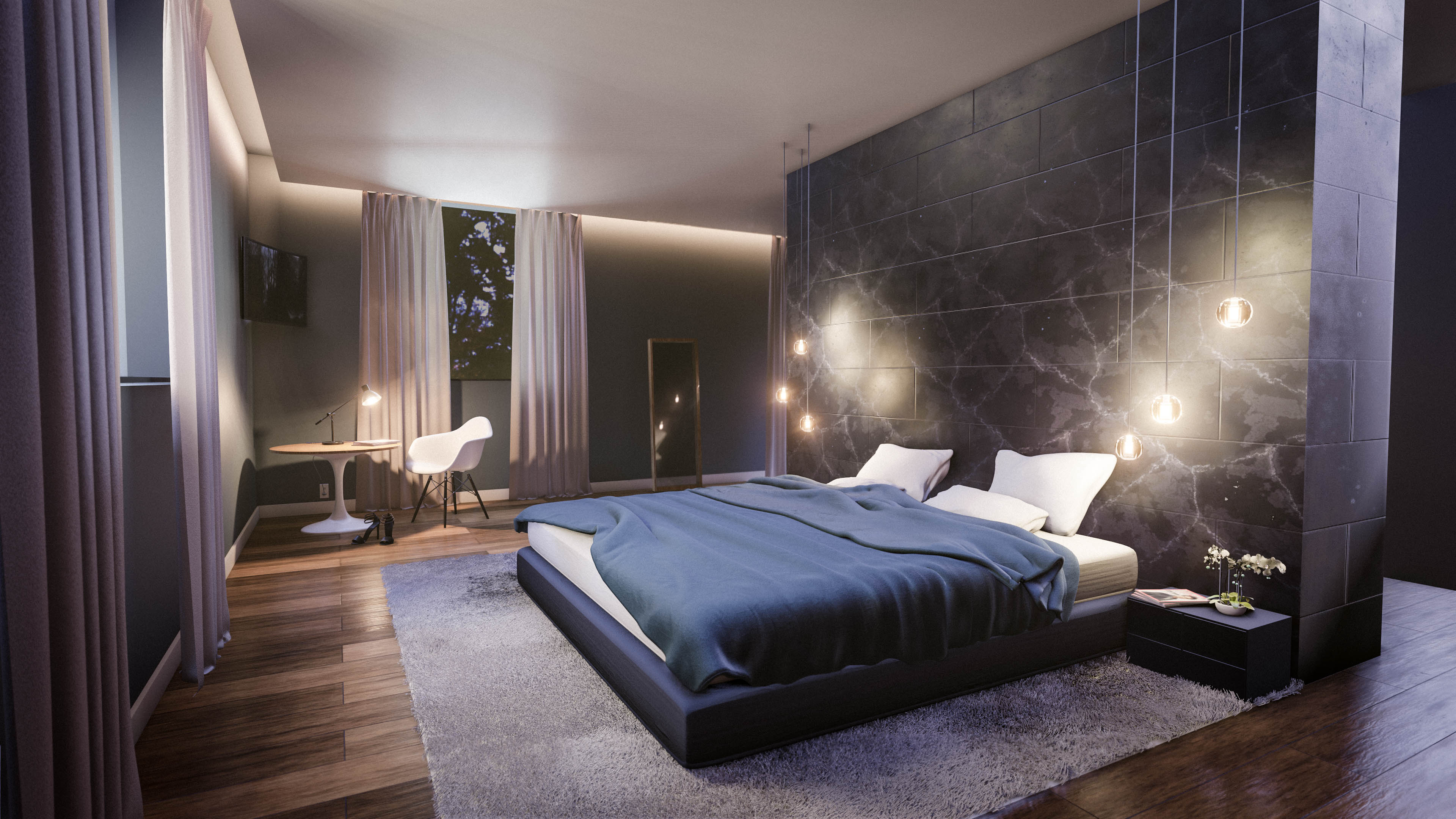 create a modern bedroom interior in blender in 35 minutes rh blendernation com
