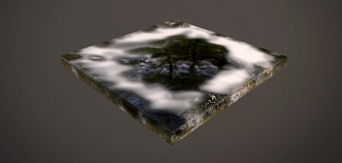 Blender 2.8 Texture Painting PBR Tutorial : Ice