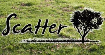 Scatter Blender add-on