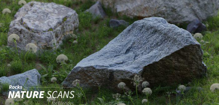 Nature Scans for Blender [$]