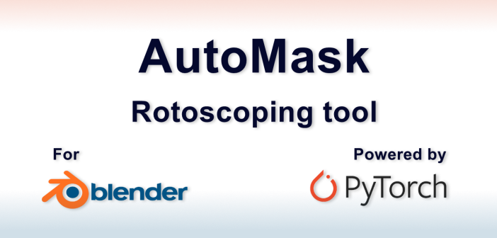 AutoMask - Using Machine Learning for Video Masking