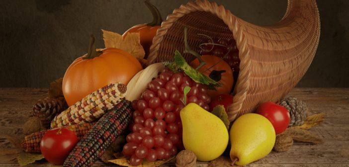 Behind the Scenes: Thanksgiving Cornucopia