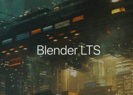 Blender 2.83.14 LTS released