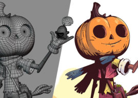 Behind the Scenes: Pumpkin Mage
