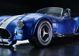 Behind the Scenes: Shelby Cobra
