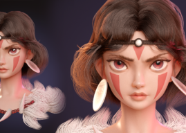 Behind the Scenes: Princess Mononoke
