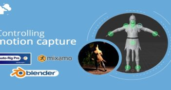 Refining-Motion-Capture-with- Mixamo,-Auto-Rig-Pro-