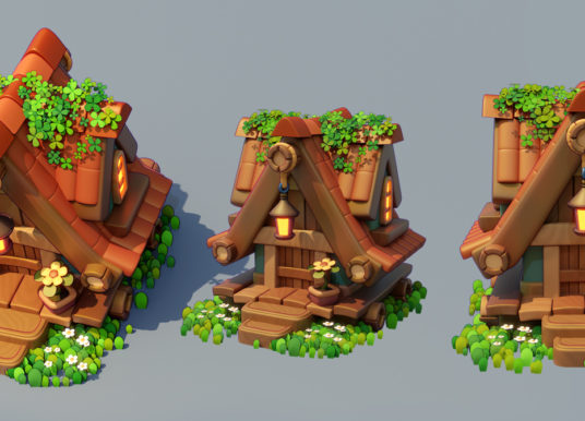 Behind the Scenes: Cute Medieval Environments, Pt. 1