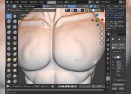Blender's Multires Sculpting Performance Increase