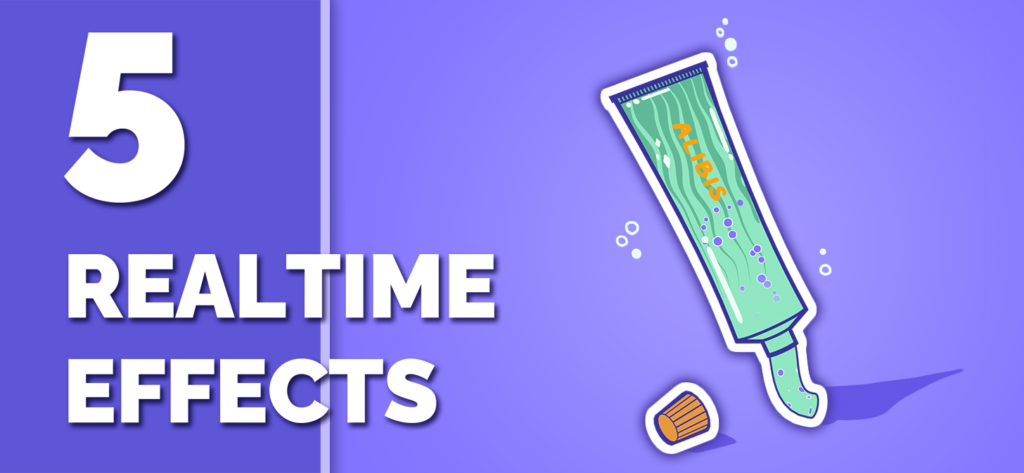 5 Realtime Effects that make your Animations look Cooler